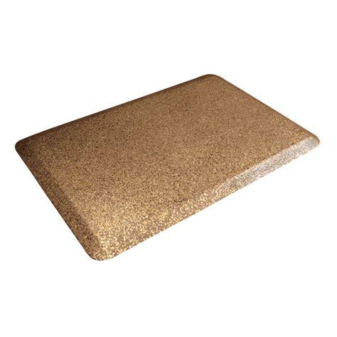 comfort matt wellness mats 3 ft x 2 ft comfort mat granite copper on