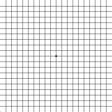pattern eye test amsler grid free macular degeneration test
