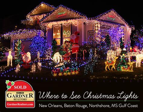 baton rouge tree christmas lights service where to see lights 2017
