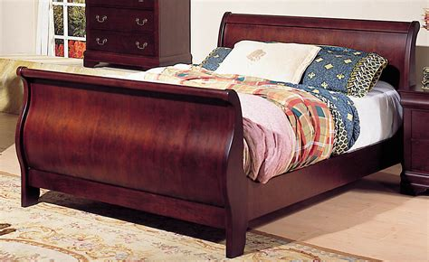 sleigh bed frame how to build a wooden bed frame 22 interesting ways
