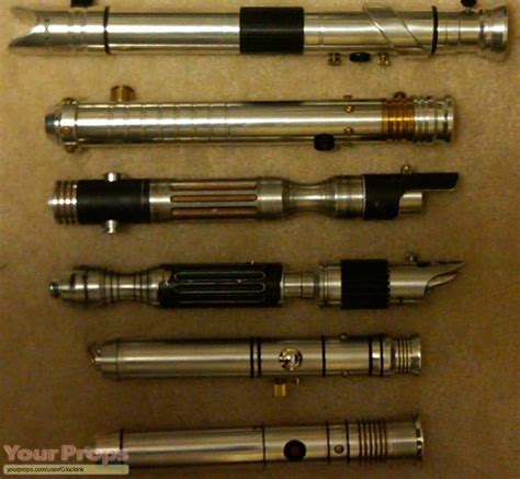 Hton S Handcrafted Lightsabers - wars custom lightsabers custom sabers made from scratch