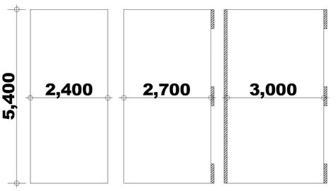 Carport Dimensions by Single Garage Size How Much Do You Need