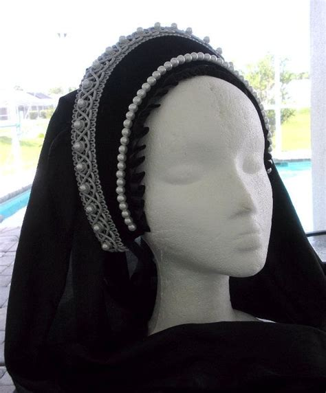 pattern for french hood 2392 best bling and accessorise use your head images on
