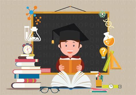 design background education education background design with educational elements free