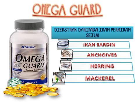 keafirza s story omega guard dengan dha dan hpa