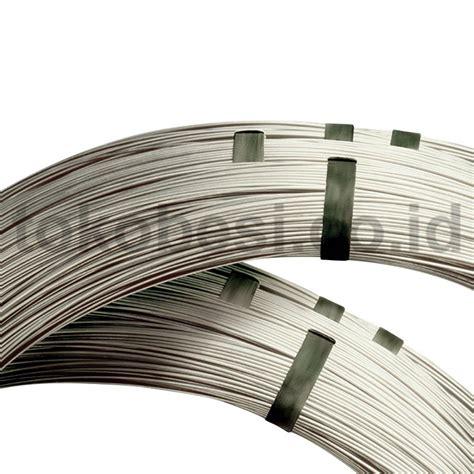 Kawat Stainless Steel Ukuran 1 5mm toko besi kawat stainless steel 316l 216 1 2 mm