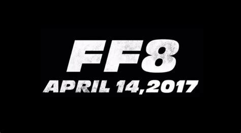 fast and furious 8 april 14 2017 teaser fast 8