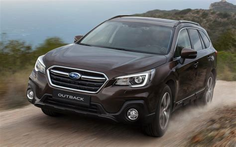 Subaru Outback 2020 Uk by 2018 Subaru Outback Priced From 163 29 995 In The Uk