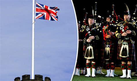 edinburgh tattoo fly past schedule union flag will not be flown at scotland s edinburgh