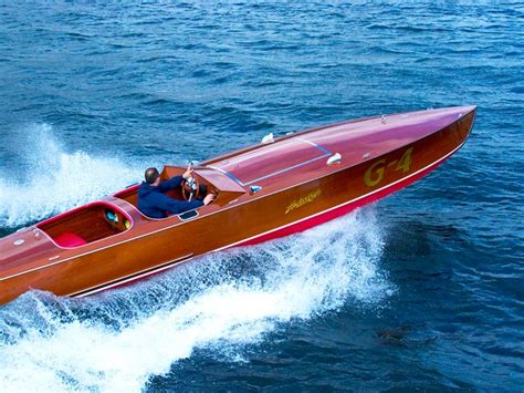 cigarette boat company hacker craft gentleman s racer still built like they were