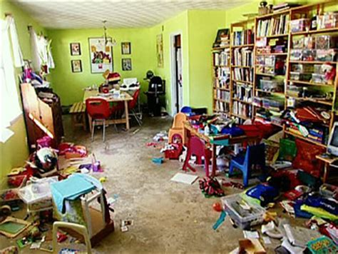 cluttered house 7 steps to easily de clutter your home thifty sue