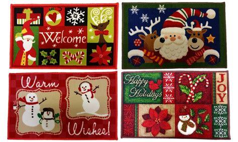 tappeti natalizi fino a 62 su tappeti natalizi antiscivolo groupon