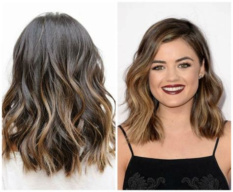 lob hairstyles layered and choppy lob ombre hair inspiration new in makeup health