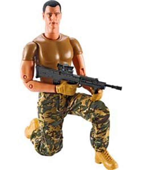 h m toys figure h m armed forces basic figure co