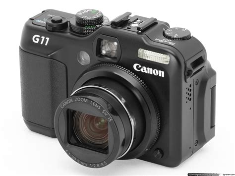 canon g12 canon powershot g11 review digital photography review