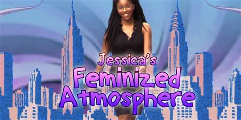 brazilian show men femninised jessica williams shows men the true benefits of being a