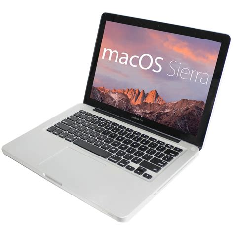 Macbook I5 refurbished apple macbook pro a1278 laptop 2 4ghz intel