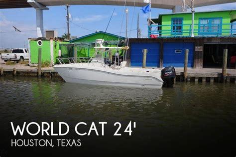 catamarans for sale houston tx canceled world cat 246 sport fish boat in houston tx