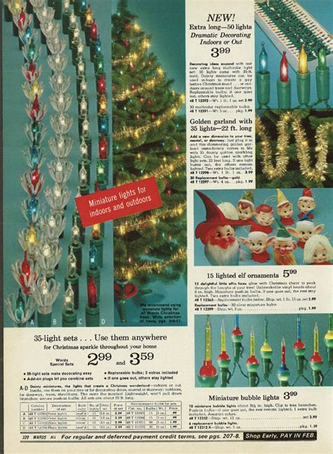 christmas lights from 1970 remembering the 70s