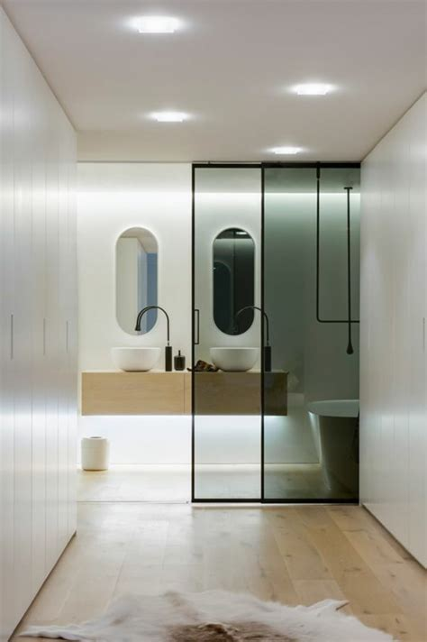Bathroom Sliding Doors Interior Sliding Glass Doors Modern Functional And Doors Fresh Design Pedia