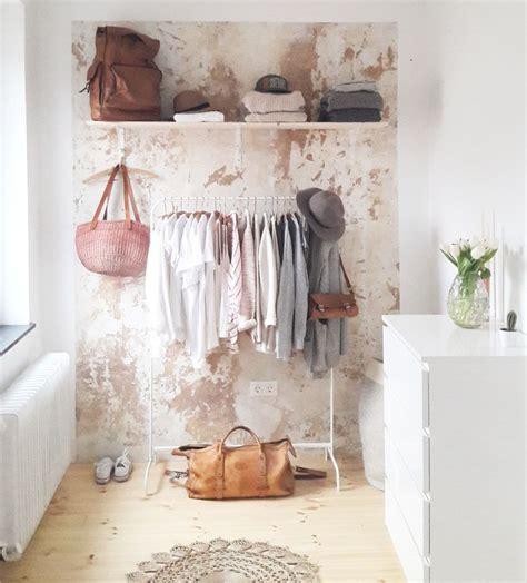 Offener Kleiderschrank Ideen by Die 25 Besten Ideen Zu Offener Kleiderschrank Auf