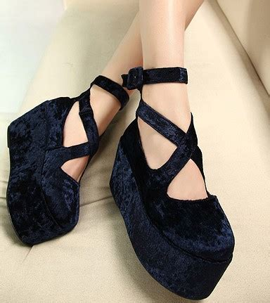 wedge platform shoes picture more detailed picture about