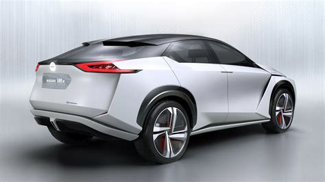 2020 nissan electric nissan electric crossover due in 2020 closely follows imx