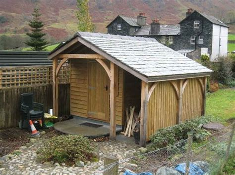 Sheds In Liverpool by Shed Build Just Sheds Liverpool Arched