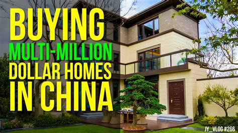 buy a house for 1 dollar buying multi million dollar homes in china youtube