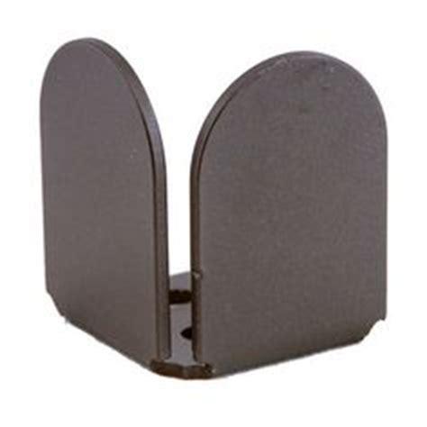 quiet glide adjustable sliding door dome floor guide