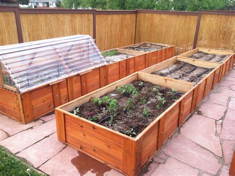building raised vegetable garden beds plans bed frames beautiful raised gardening ideas building