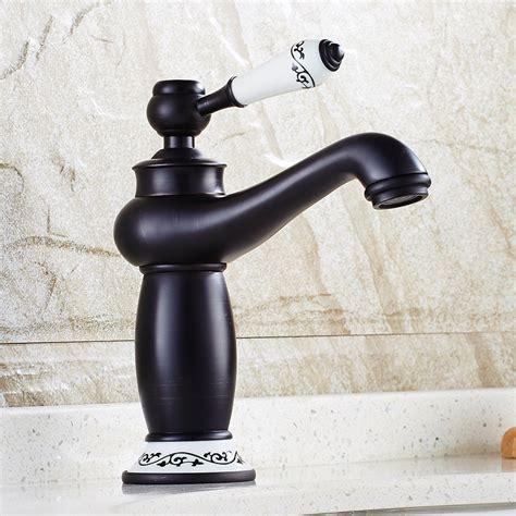 rubbed bronze bathroom sink royalston single handle rubbed bronze bathroom sink