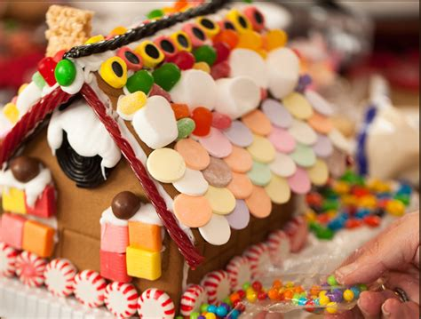 how to throw a house party how to host a gingerbread house party above
