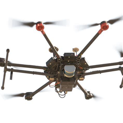 Rental Drone dji m600 and geo vlp 16 lidar rental blue skies drone rental