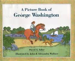 a picture book of george washington samuel exodus books