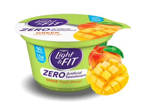 dannon light fit greek yogurt dannon light and fit nutrition peach nutrition ftempo
