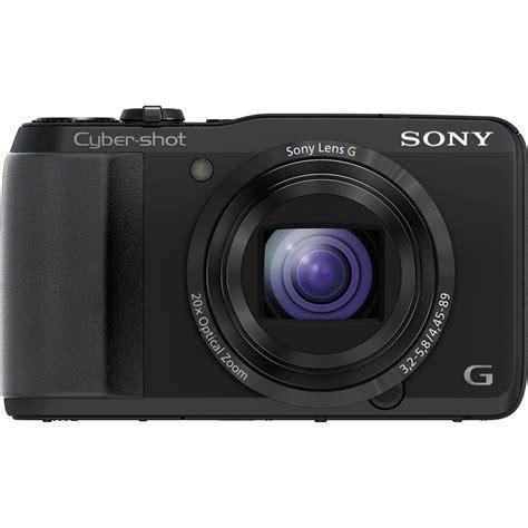 Sony Dslr Cybershot sony cyber dsc hx30v digital dschx30v b b h photo