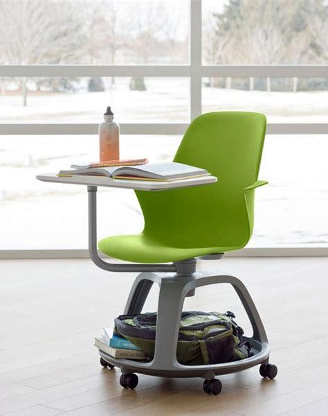 Node School Desk by Steelcase Node School Desk The Awesomer