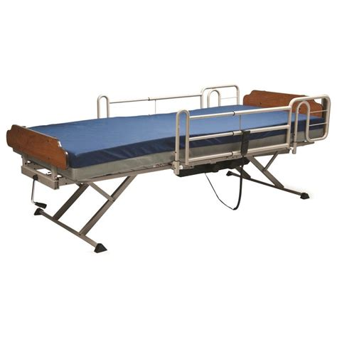 electric hospital beds graham field lumex patriot lx semi electric hospital bed