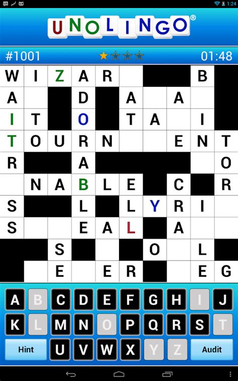 section of a play crossword clue unolingo no clue crosswords android apps on google play