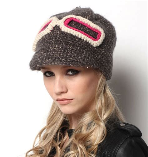 winter thickening woolly hats wool baseball caps