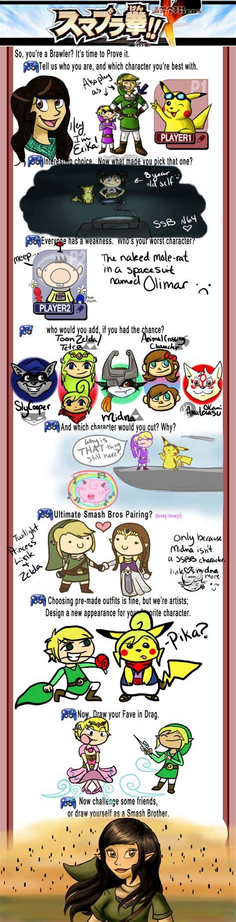 Super Smash Bros Meme - super smash bros brawl meme by peanutfilbert on deviantart