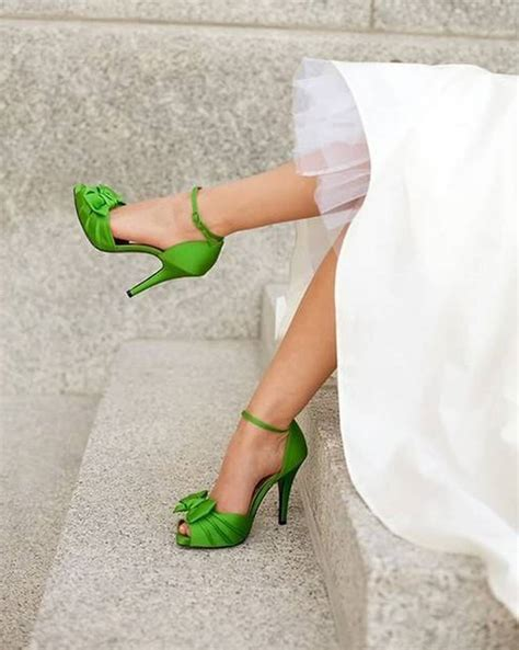 colored wedding shoes bridal colored wedding shoes weddceremony