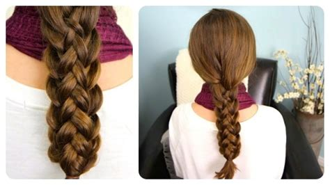 hair braiding styles step by step how to do cute stacked braids hairstyles for long hair diy