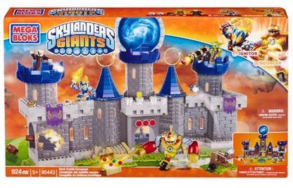 Kaos Support The Troops mega bloks skylanders castle conquest for 45 58 54