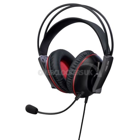 Asus Laptop Headphone Driver b grade asus cerberus gaming headset ocuk