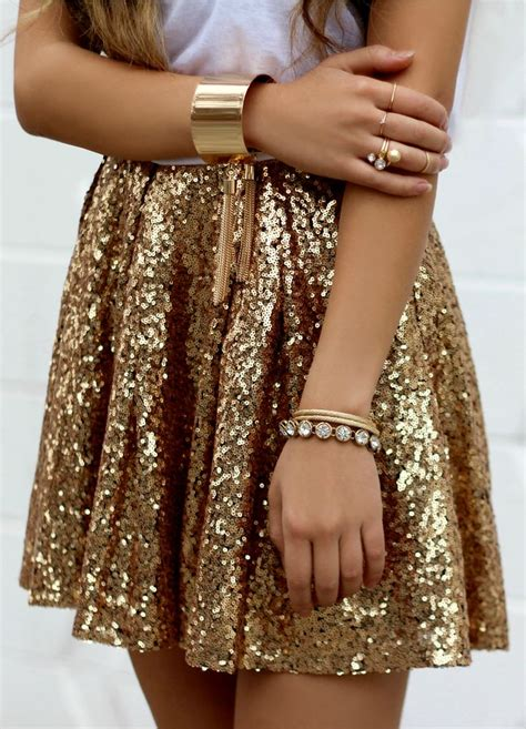 When Its Black Go For Something Embellished by 25 Best Ideas About Gold Skirt On Gold Skirt