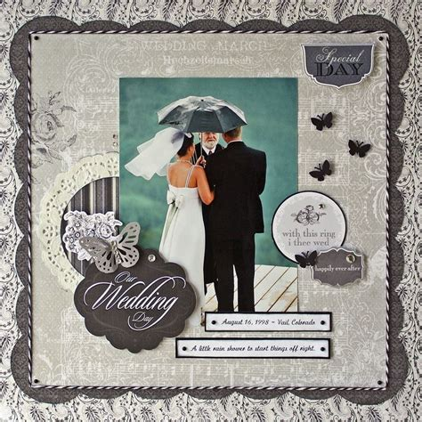wedding layout pages pin by kelley wullaert on scrapbooking page layouts