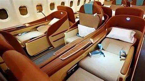 cara naik pesawat kelas bisnis traveler wajib tahu 10 pesawat dengan kelas bisnis paling