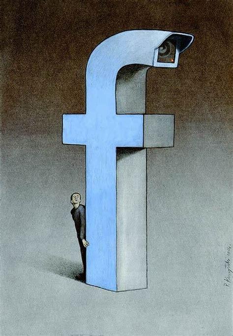 cartoonist pawel kuczynski takes  facebook